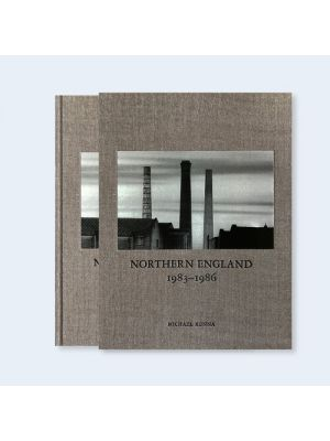 MICHAEL KENNA | Northern England 1983-1986 (Special, Signed Edition)